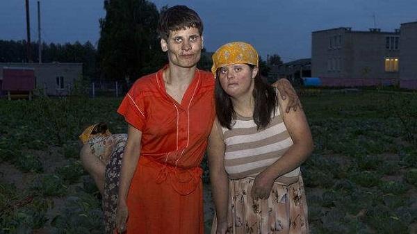 Mulheres bielorussas