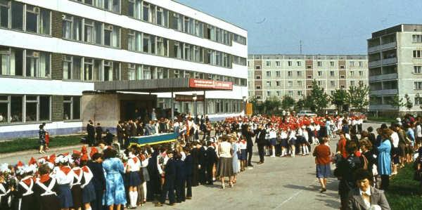 Pripyat antes