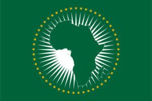 bandeira união africana