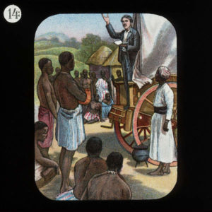 missão protestante escocesa