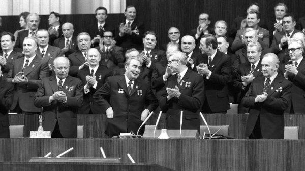 cúpula soviética Brejnev