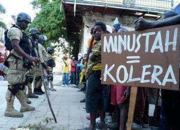ASSASSINATO DE PRESIDENTE DO HAITI EXPÕE FRACASSO DA ONU