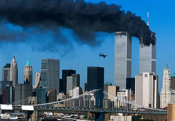 Fumaça no WTC