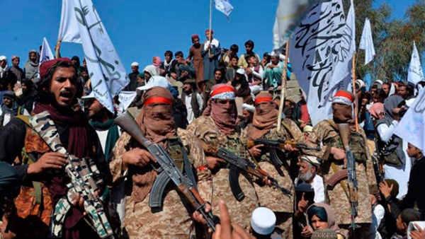 Guerrilheiros do talebã